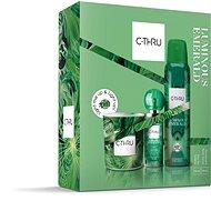 C-THRU LUMINOUS EMERALD Beauty Box II. - Kozmetikai ajándékcsomag