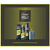 DOVE Men + Care Active Fresh Box sporttörölközővel - Férfi kozmetikai szett