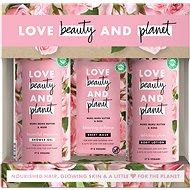LOVE BEAUTY AND PLANET Premium Set - Kozmetikai ajándékcsomag