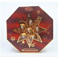 MIRABELL Mozart golyócskák csillag 300 g - Bonbon