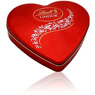 LINDT Lindor Tin Milk Red 212 g - Bonbon