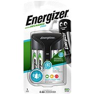 Energizer Pro Charger + 4x AA Power Plus 2000mAh - Töltő