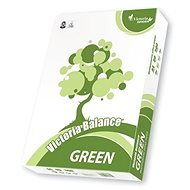 VICTORIA Balance Green fénymásoló papír A4 - újrahasznosított - Irodai papír
