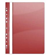 Gyorsfűző VICTORIA A4, europerforace, piros