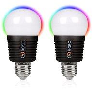 WHITE KASA LED izzó E27 VKB-006-E27TP színes, 2db - LED izzó