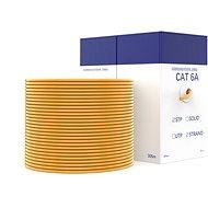 Vention CAT6a SSTP Network Cable 305m Orange - Hálózati kábel