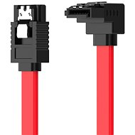 Adatkábel Vention SATA 3.0 Cable 0,5m Red - Datový kabel