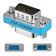 Vention VGA Male to Female Adapter Silvery Metal Type - Átalakító