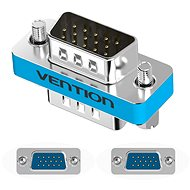 Vention VGA Male to Male Adapter Silvery Metal Type - Átalakító