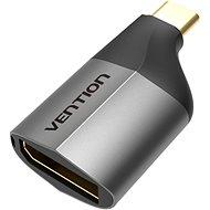 Vention Type-C (USB-C) to DisplayPort (DP) Adapter Gray Metal Type - Átalakító