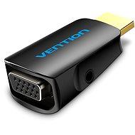 Vention HDMI to VGA Converter with 3,5mm Audio - Átalakító