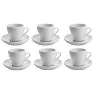 BANQUET ALBA csészekészlet A02888 - Csésze + csészealj