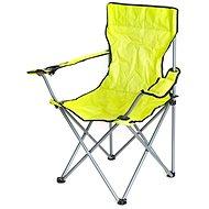 HAPPY GREEN FISH horgász szék, citromzöld - Horgász szék