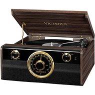 Victrola VTA-240B barna - Lemezjátszó