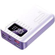 VIKING GO10 10000mAh - fehér - Powerbank