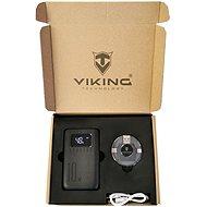 Viking ajándékcsomag Powerbank GO10 fekete + Memóriakártya-olvasó 4in1 - Powerbank