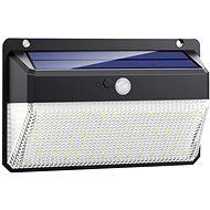 Viking kültéri napelemes LED-es fény VIKING M108 mozgásérzékelővel - Kültéri világítás