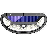 Viking kültéri napelemes LED-es fény VIKING K100 mozgásérzékelővel