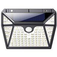 Viking kültéri napelemes LED-es fény VIKING Z118 mozgásérzékelővel