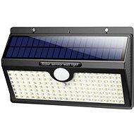 Viking kültéri napelemes LED-es fény VIKING V138 mozgásérzékelővel - Kültéri világítás