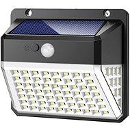 Viking kültéri napelemes LED-es fény VIKING D82 mozgásérzékelővel - Kültéri világítás
