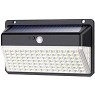 Viking kültéri napelemes LED-es fény VIKING D118 mozgásérzékelővel - Kültéri világítás