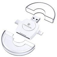 VIKING V4 USB 3.0 4 az 1-ben, fehér - Kártyaolvasó