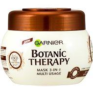 GARNIER Botanic Therapy Coco tápláló pakolás száraz és durva hajra 300 ml