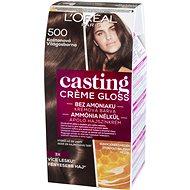ĽORÉAL CASTING Creme Gloss 500 Világosbarna