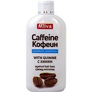 MILVA Kinin és Koffein - Természetes sampon