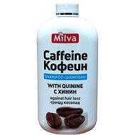 MILVA Kinin és koffein 500 ml - Természetes sampon