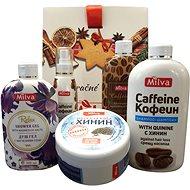 MILVA Kofein - Kozmetikai ajándékcsomag