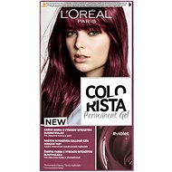 ĽORÉAL PARIS Colorista Permanent Gel Violet (60 ml) - Hajfesték