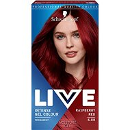 SCHWARZKOPF LIVE Intense Gel Colour 6.88 Málna vörös 60 ml - Hajfesték