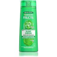 GARNIER Fructis Pure Fresh hajerősítő sampon 400 ml - Sampon