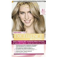 L'ORÉAL PARIS Excellence Creme 8.1 Blond világos hamvasszőke