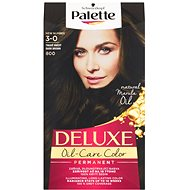 Hajfesték SCHWARZKOPF PALETTE Deluxe 800 Hajfesték, sötétbarna, 50ml - Barva na vlasy