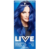 SCHWARZKOPF LIVE Color XXL 95 Electric Blue 50 ml - Hajfesték