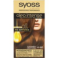 SYOSS Oleo Intense 4-60 Aranybarna (50 ml)