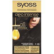 SYOSS Oleo Intense 1-10 - Intenzív fekete (50 ml)