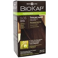 BIOKAP Nutricolor Delicato Chestnut Light Brown Gentle Dye 5.05 140 ml