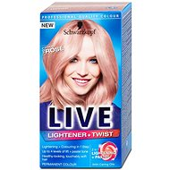 SCHWARZKOPF LIVE Lightener & Twist 101 Cool Rose 50 ml - Hajvilágosító