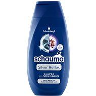 Schwarzkopf Schauma Reflex Silver 250 ml - Sampon ősz hajra
