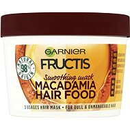 GARNIER Fructis Macadamia Hair Food 390 ml - Hajpakolás