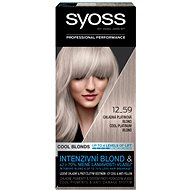 SYOSS Blond Cool Blonds 12-59 - Hűvös platinaszőke (50 ml)