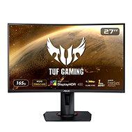 27 hüvelykes ASUS VG27WQ Gaming - LCD LED monitor