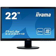 "22"" iiyama ProLite E2282HS-B1 - LCD LED monitor"