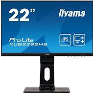 "22"" iiyama XUB2292HS-B1 - LCD LED monitor"