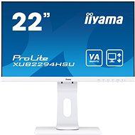"22"" iiyama XUB2294HSU-W1 - LCD LED monitor"