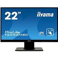 "21.5"" iiyama ProLite T2252MSC-B1 - LCD LED monitor"